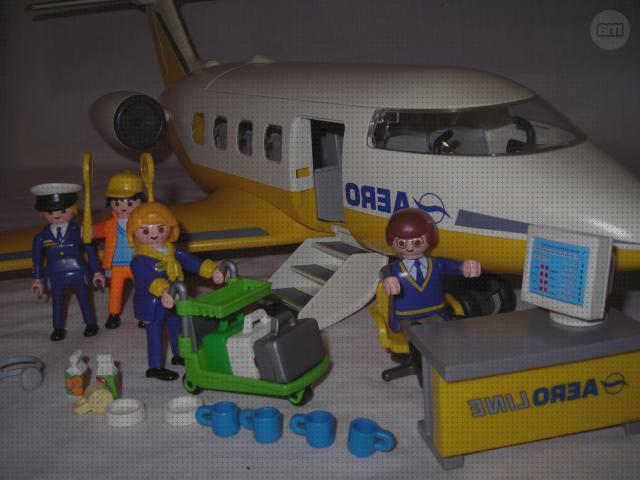 Review de playmobil jet