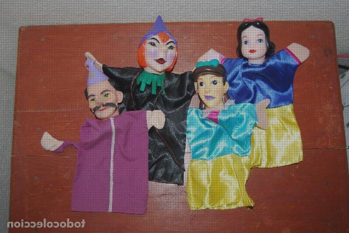 Review de marioneta blancanieves