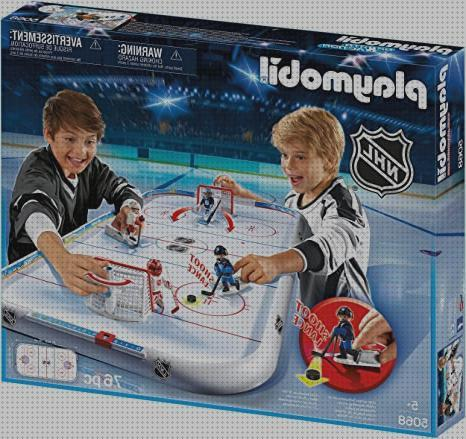 Review de playmobil hockey