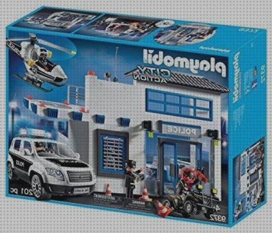 TOP 11 Playmobil Polices Stations Bundle