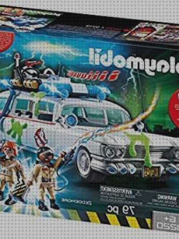 16 Mejores Juguetes De Ghostbusters Playmobil Playmobil Ghostbusters