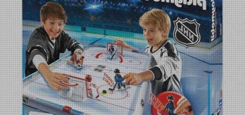 TOP 6 juguetes de playmobil hockey en Amazon